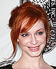 Pictures of Christina Hendricks's Bun