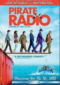 Pirate Radio and The Slammin' Salmon Out on DVD