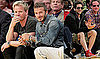 Photos of David Beckham, Gordon Ramsay and Adrien Brody At a Lakers Game in LA 2010-04-12 17:30:23
