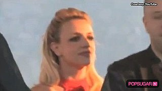 Video of Britney Spears at the 2010 White Party in Palm Springs