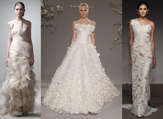 Best of Bridal Fashion Week Spring 2011