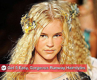 Easy Hairstyles From the Runway