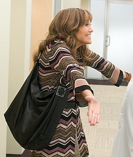 Jennifer Lopez in Missoni Sweater in The Back-up Plan