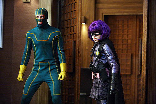 Kick-Ass Movie Review Starring Chloe Moretz, Aaron Johnson, Nicolas Cage, and Christopher Mintz-Plasse