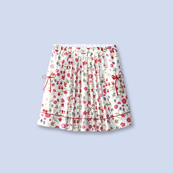 Jacadi Liberty Print Skirt ($82)
