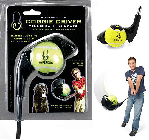 Practice Your Golf Swing With the Doggie Driver