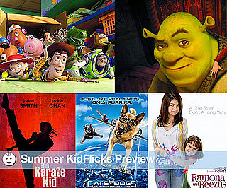Sugar Shout Out: Preview This Summer's Kid Flicks