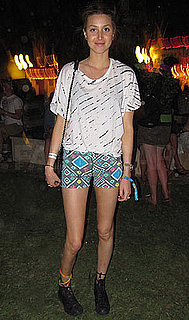 Picture of Whitney Port at Coachella