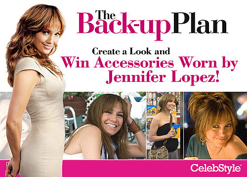 Enter Our The Back-up Plan Giveaway to Win Accessories Worn by Jennifer Lopez!