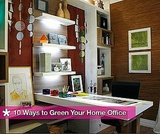 Green Your Home Office