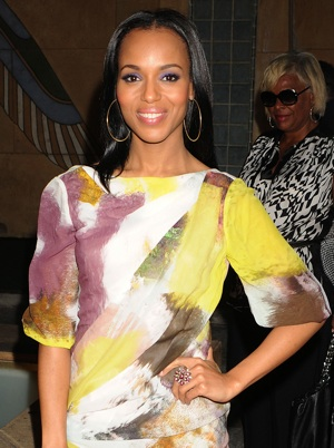 Pictures of Kerry Washington at Mother and Child LA Premiere