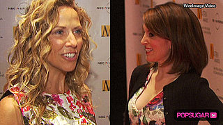 Video of Tina Fey and Sheryl Crow in the Same Dress