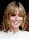 Pictures of Heidi Klum's New Bobbed Haircut