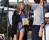 Slide Picture of Jennifer Aniston Filming in Hawaii 2010-04-21 11:45:37