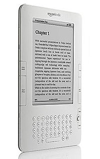 Kindle Selling at Target Stores on April 25