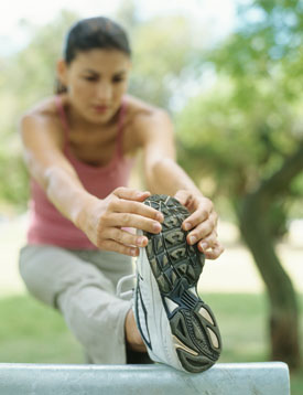 Stretching Before Exercise Can Lead to Injury and Tighter Muscles