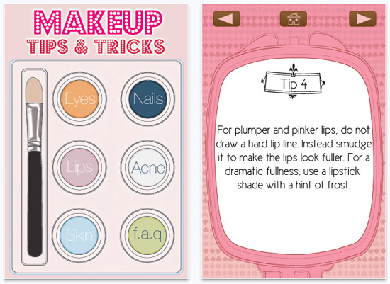 The Best iPhone 4S Apps For Beauty