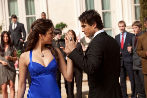 "The Vampire Diaries Recap ""Miss Mystic Falls"""