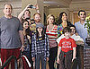 New Pictures of Modern Family in Hawaii