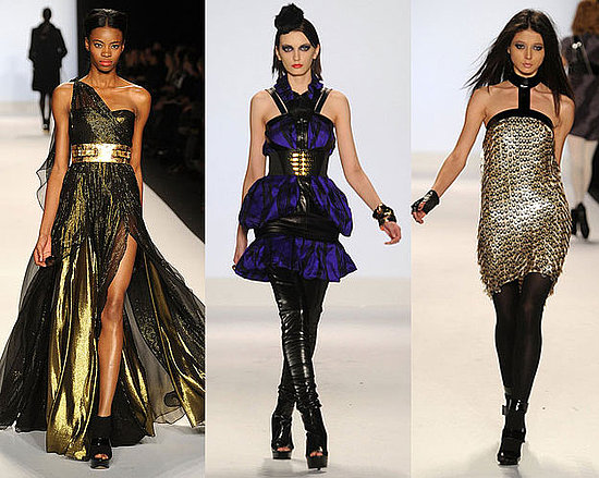 Project Runway's Top 3 Finale Collections!