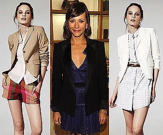Rashida Jones Styles Outfits For Theory 2010-04-23 05:50:22
