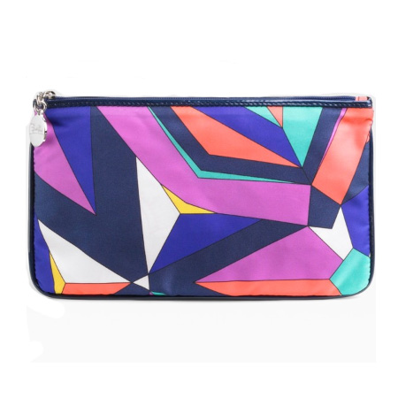 Emilio Pucci Vitello Cosmetic Case ($260.65)