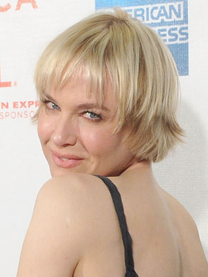 Picture of Renée Zellweger's New Haircut