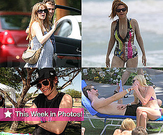 This Week in Photos Beyonce in a Bikini, Isla Pregnant, Alexander Shirtless and Kristen at Coachella!