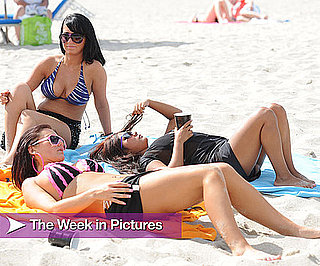 Pictures of Jersey Shore Girls in Bikinis and Other Pictures From the Week