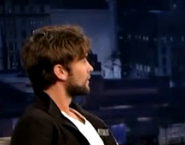 Chace Crawford Talks Gossip Girl on Jimmy Kimmel Live