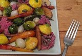 Marinated Spring Veggies