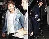 Pictures of David Beckham Leaving The Late Show in NYC