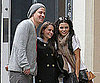 Slide Picture of Channing Tatum and Jenna Dewan in SoHo