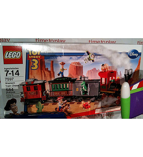 Lego Western Train Chase ($80)