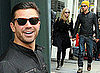 Photos of Dominic Cooper and Amanda Seyfried in New York City
