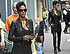 Pictures of Halle Berry in NYC After Reports of Her Split From Gabriel Aubry