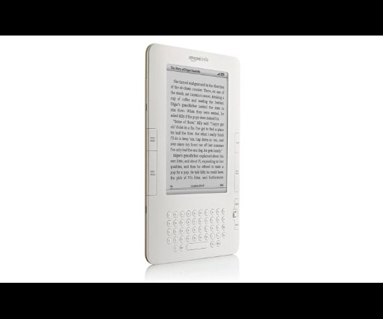 Kindle Adds Facebook and Twitter Functionality