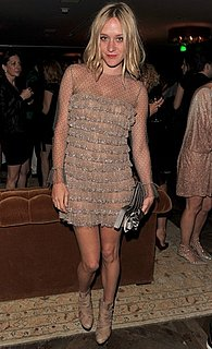 Pictures of Chloe Sevigny in Valentino Dress at Valentino Cocktail Party in LA