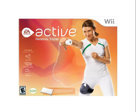 EA Sports Active For Wii ($44)
