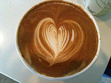 I Heart Latte Art