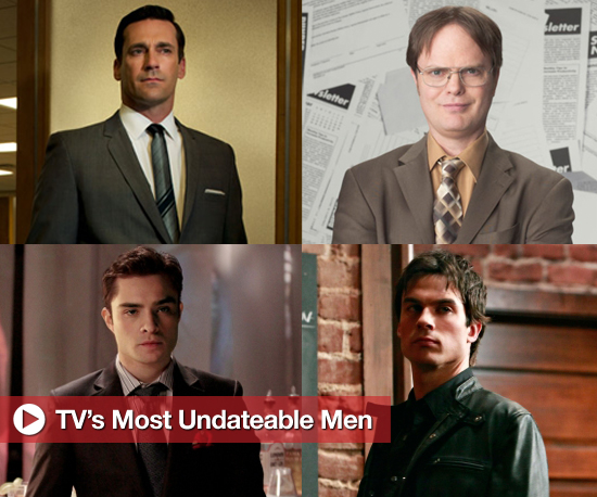 TV's Most Undateable Men