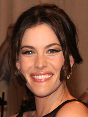 Liv Tyler at 2010 Costume Institute Gala