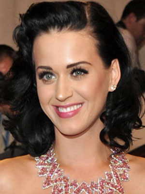 Katy Perry at 2010 Costume Institute Gala