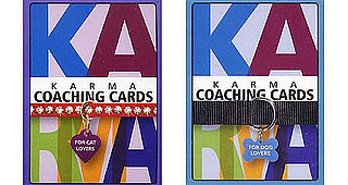 Online Sale Alert! Karma Coaching Cards For Pet Lovers