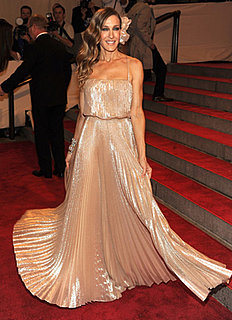 Sarah Jessica Parker at Costume Institute Gala