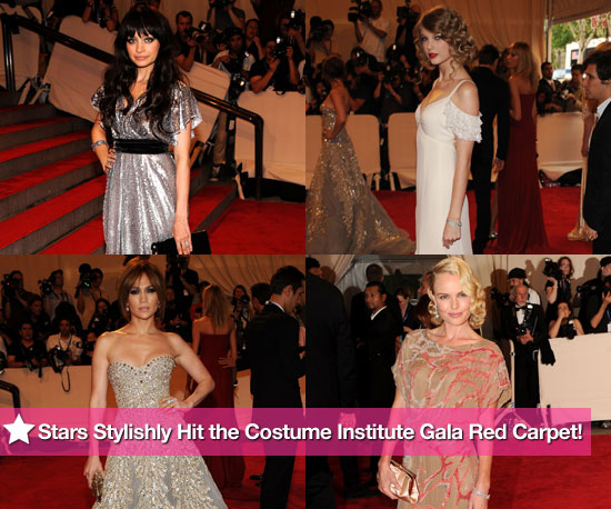 Stars Stylishly Hit the Costume Institute Gala Red Carpet!
