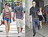 Pictures of Justin Timberlake And Jessica Biel Together in NYC