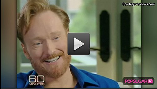 Video: Five Ways Conan's 60 Minutes Interview Treated NBC Split Like A Romantic Breakup!
