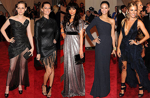 Pictures of Costume Institute Gala Red Carpet Including Kristen Stewart, Sienna Miller, Sarah Jessica Parker and More!
