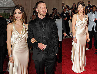 Pictures of Jessica Biel and Justin Timberlake at the Met Gala